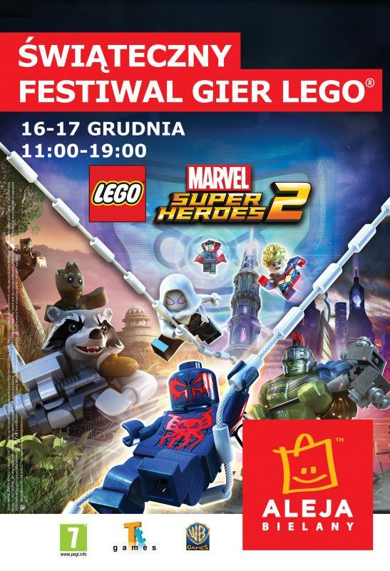 ŚWIĄTECZNY TURNIEJ LEGO MARVEL SUPER HEROES 2 WALEI BIELANY