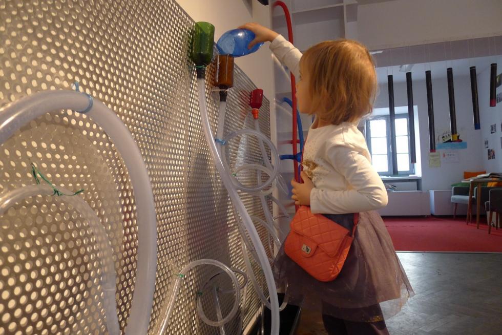 Laboratorium zabawy wHydropolis