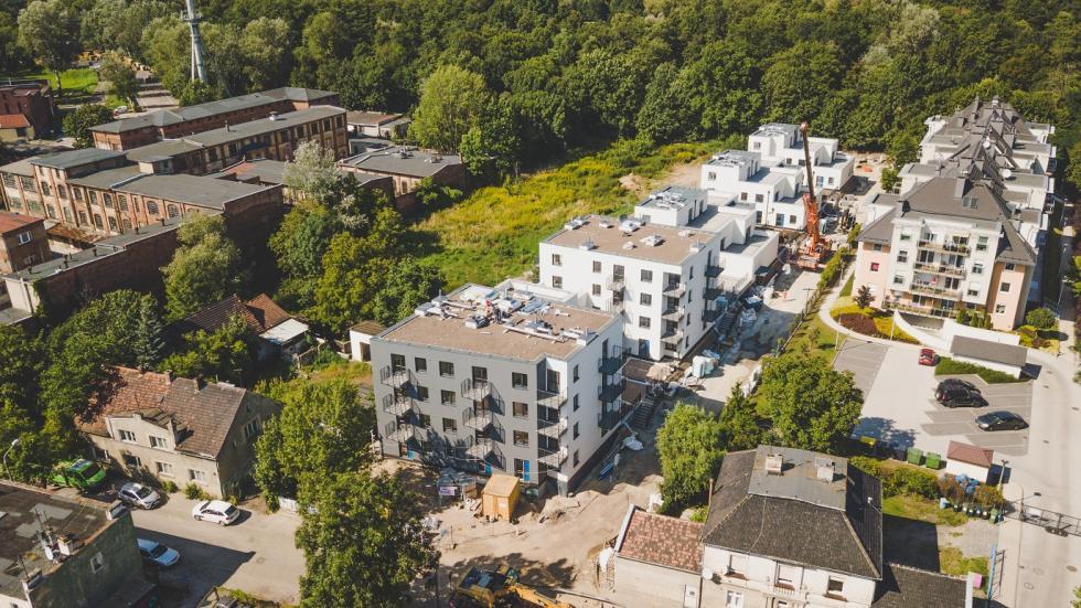 We Wrocławiu coraz więcej mieszkań