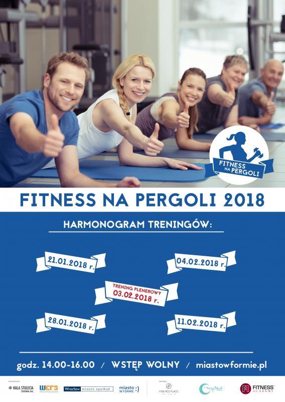 Fitness na Pergoli 2018 – zimowa odsłona