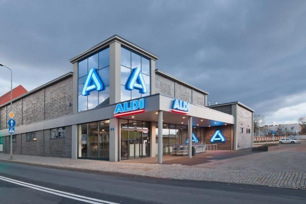 ALDI modernizuje kolejne sklepy weWrocławiu
