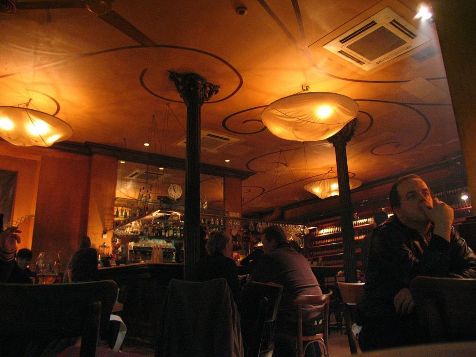 Bar dla studenta ikibica