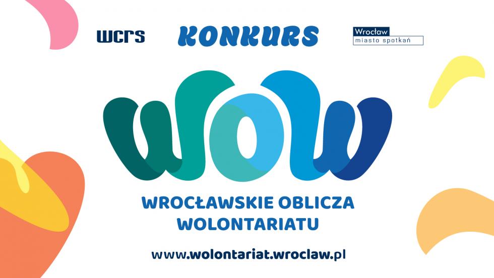 """Konkurs """"Wrocławskie Oblicza Wolontariatu"""""""
