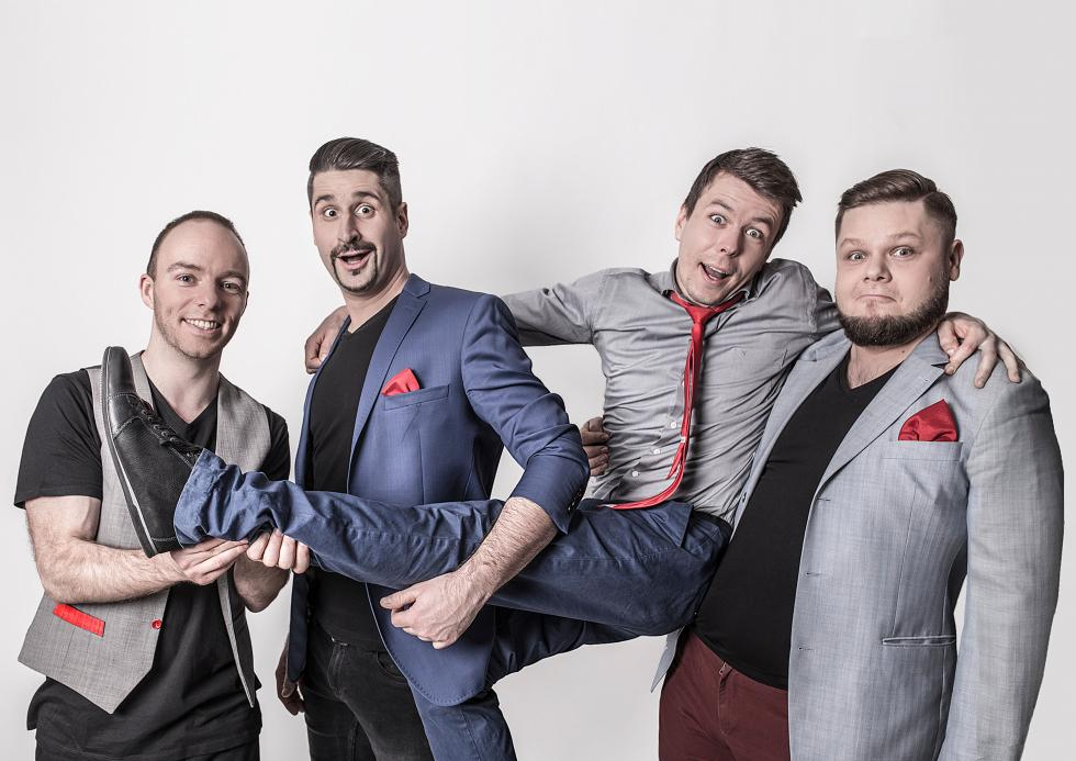 Komediowe Wagary: Narwani zKontekstu – ImproShow wCK Agora