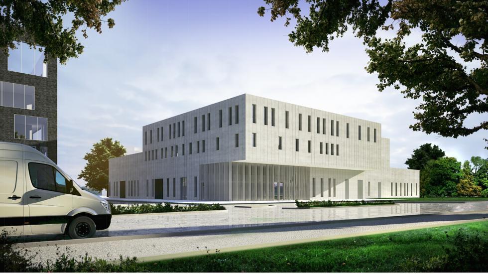 Nowe centrum badań powstaje wkampusie PWr