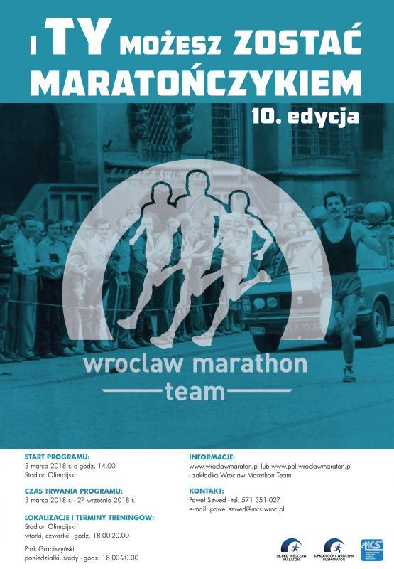 """10. edycja programu """"I Ty możesz zostać maratończykiem"""""""
