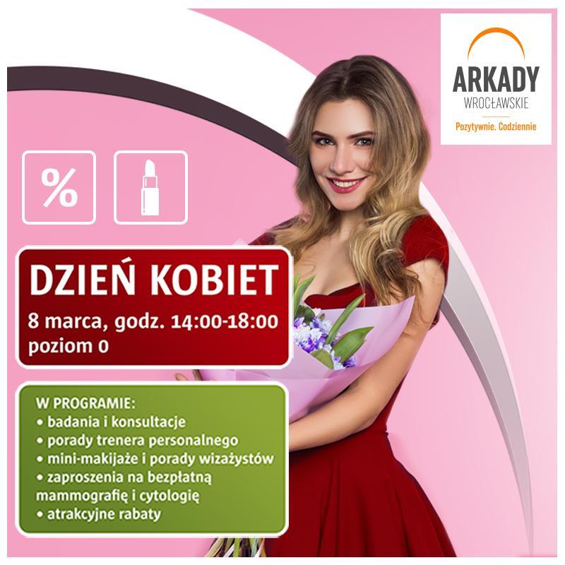 Dzień Kobiet wArkadach Wrocławskich