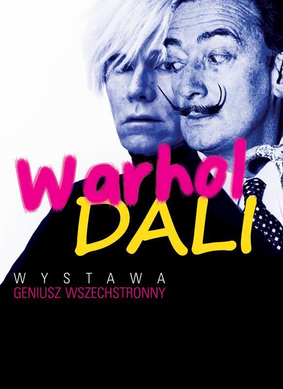 Dali, Warhol - geniusz wszechstronny
