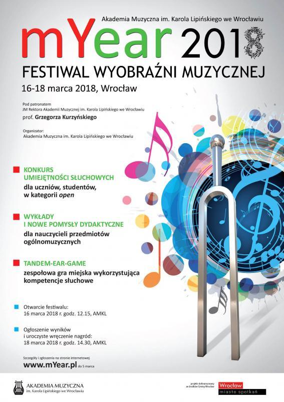 Rusza Festiwal Wyobraźni Muzycznej mYear 2018