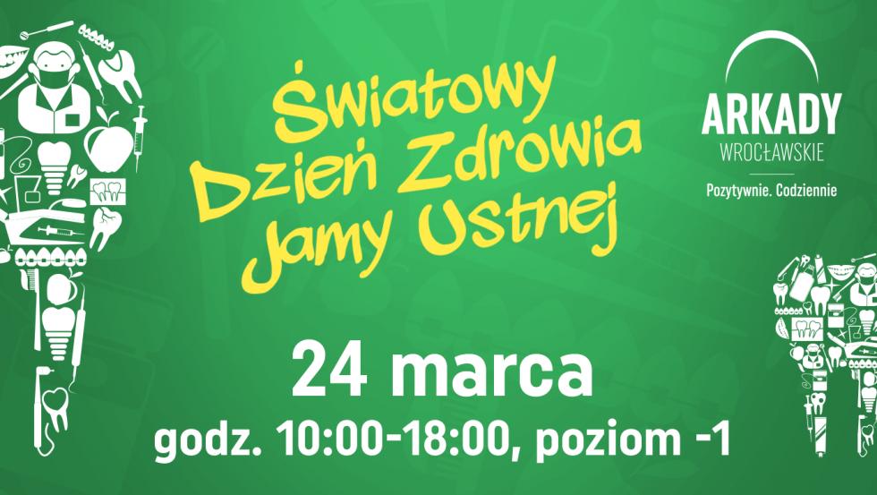 Bezpłatne przeglądy stomatologiczne wArkadach Wrocławskich