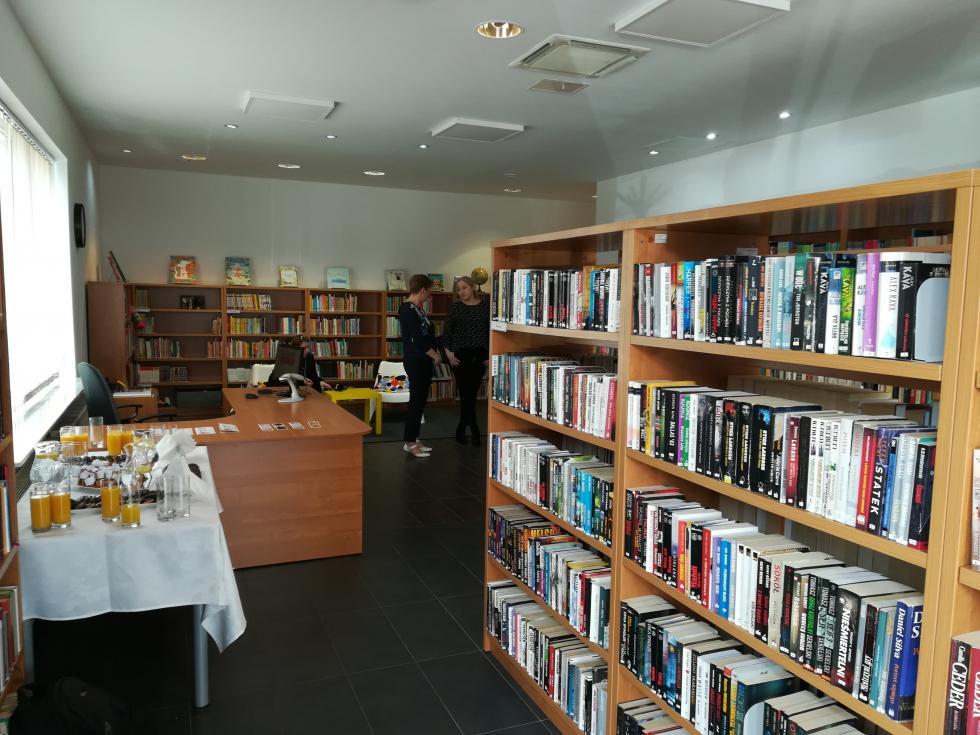 Biblioteka na Ołtaszynie ma nową siedzibę