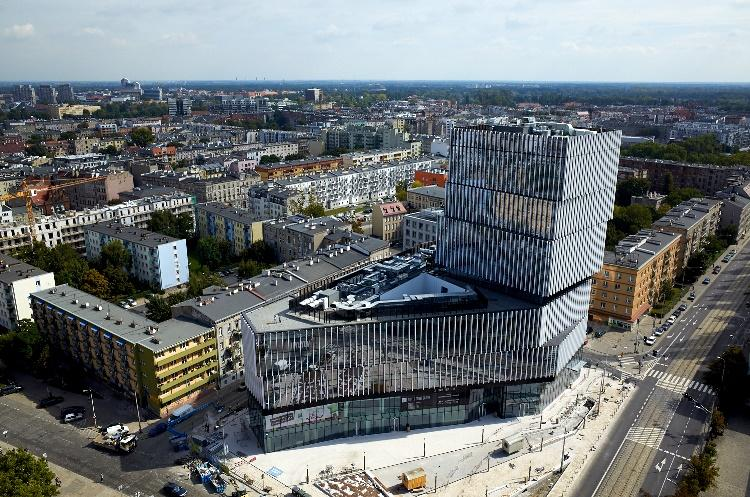 Colliers International komercjalizuje Silver Tower Center