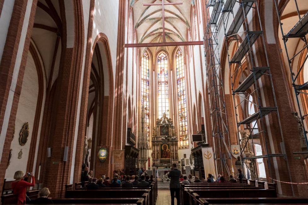 Wrocław odzyska utracony skarb - podpisanie umowy na rekonstrukcję organów Englera
