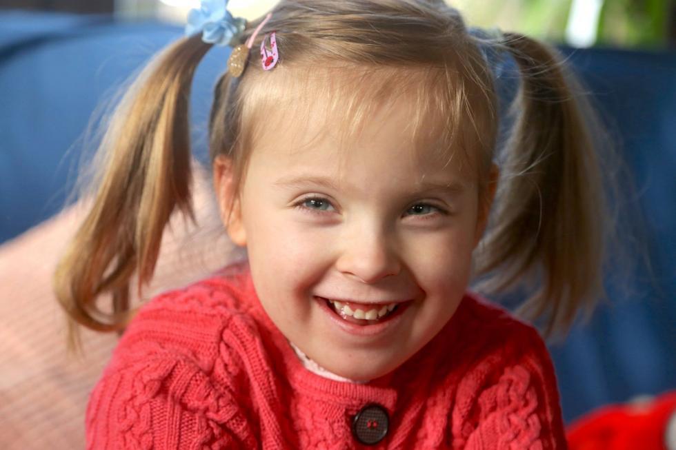 Możesz pomóc 5-letniej Natalce