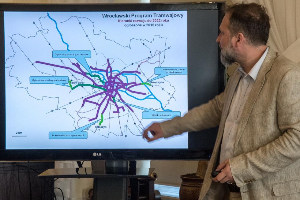 Linie tramwajowe iautobusowe – częściej, więcej, może trochę inaczej…?