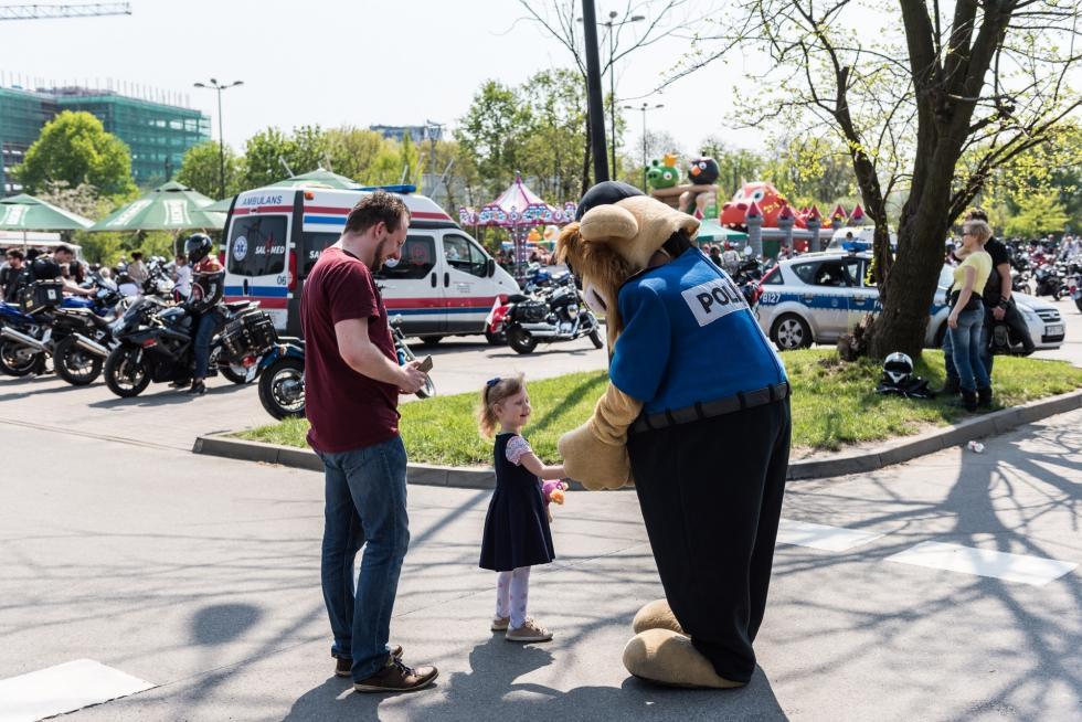 """Weekend Dziecka"" wMagnolia Park"
