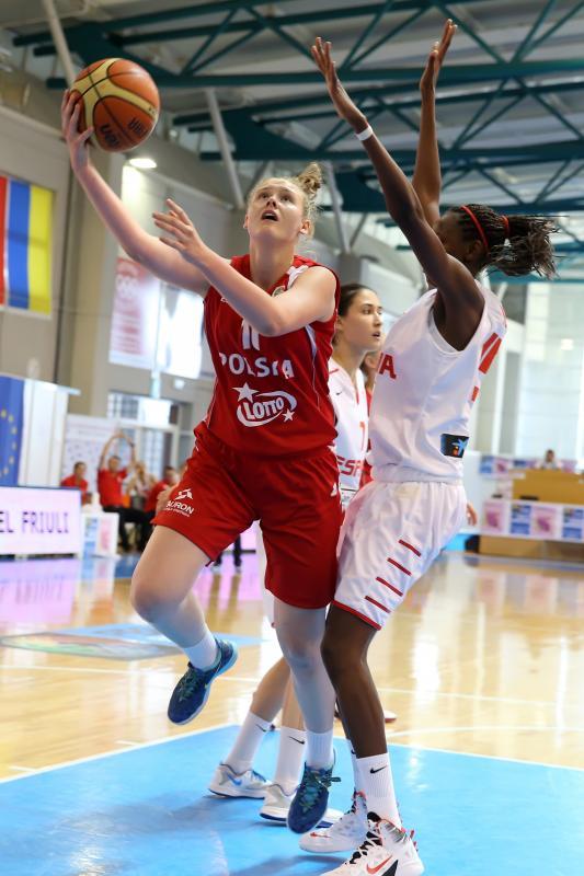 Daria Marciniak koszykarką Ślęzy Wrocław