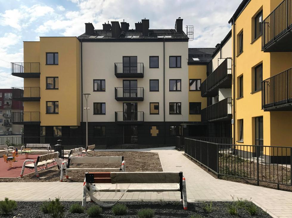 Wrocławski deweloper wprowadza mieszkania zpozwoleniem