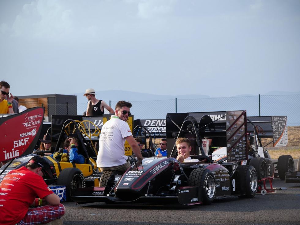 Drugie miejsce PWR Racing Team. Dramatyczne zawody wCzechach