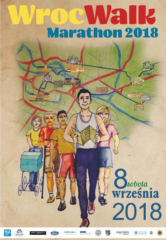 Dodatkowe miejsca na WrocWalk Marathon 2018