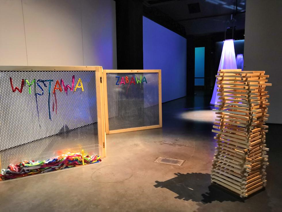 Wystawa-Zabawa, czyli nowa ekspozycja wHydropolis