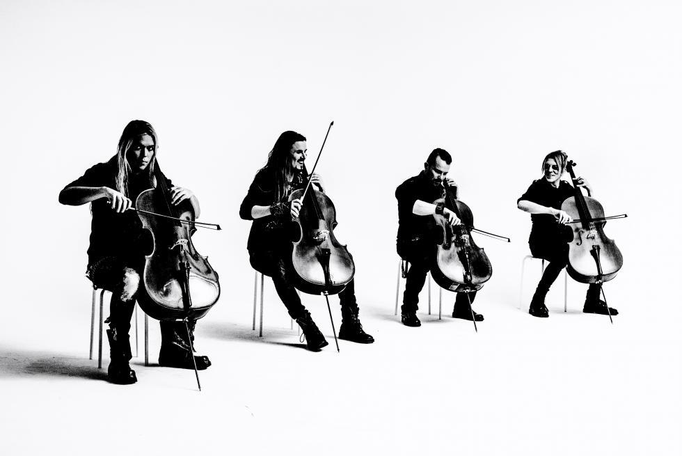 31 sierpnia Apocalyptica, Illusion iLuxtorpeda weWrocławiu