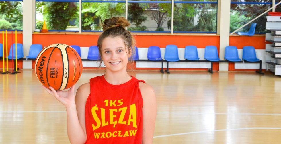 Barbara Łachacz zagra wŚlęzie Wrocław