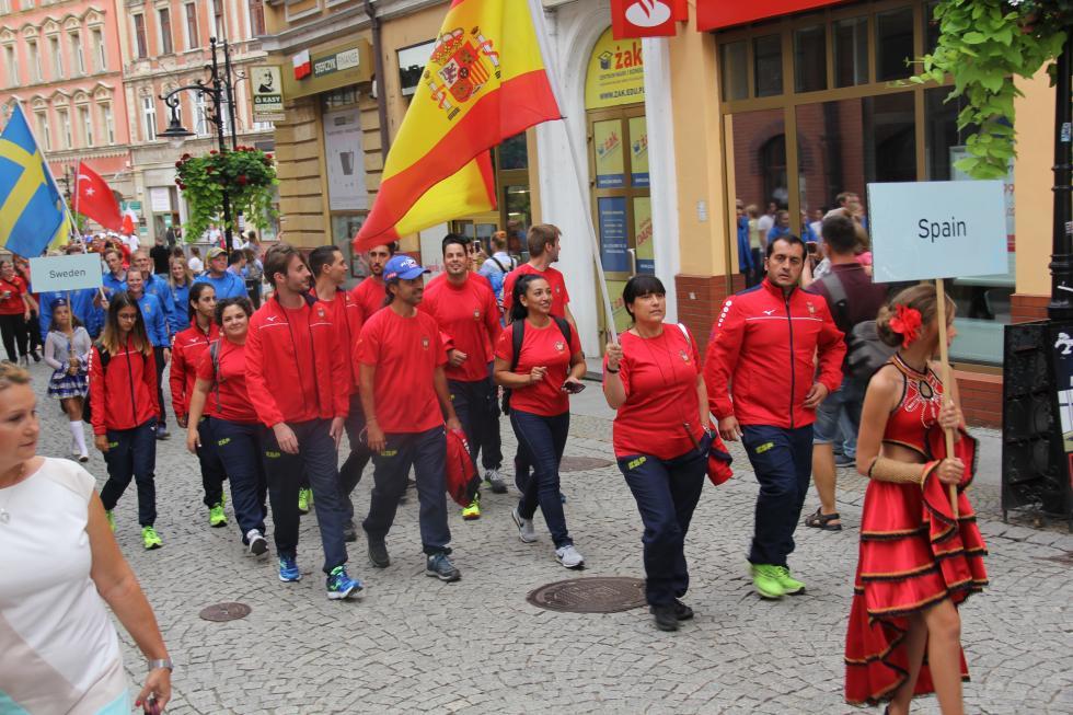 Łucznicze Mistrzostwa Europy wLegnicy oficjalnie otwarte