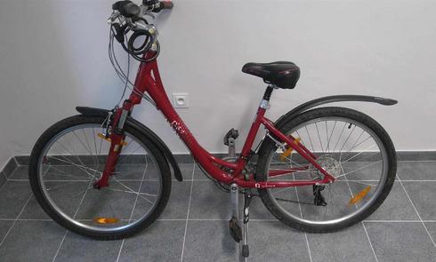 Skradziony rower po kilku dniach został odnaleziony na jednym zportali