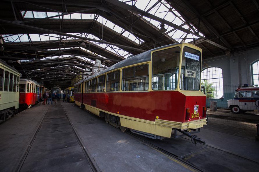 Zobacz wrocławskie tramwaje zabytkowe