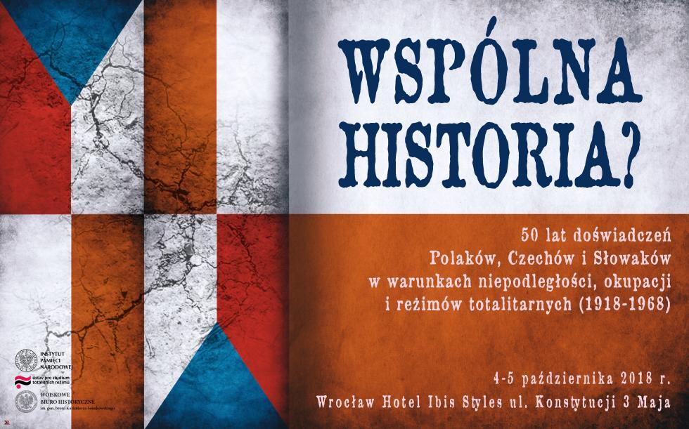 Pięćdziesiąt lat doświadczeń Polaków, Czechów iSłowaków