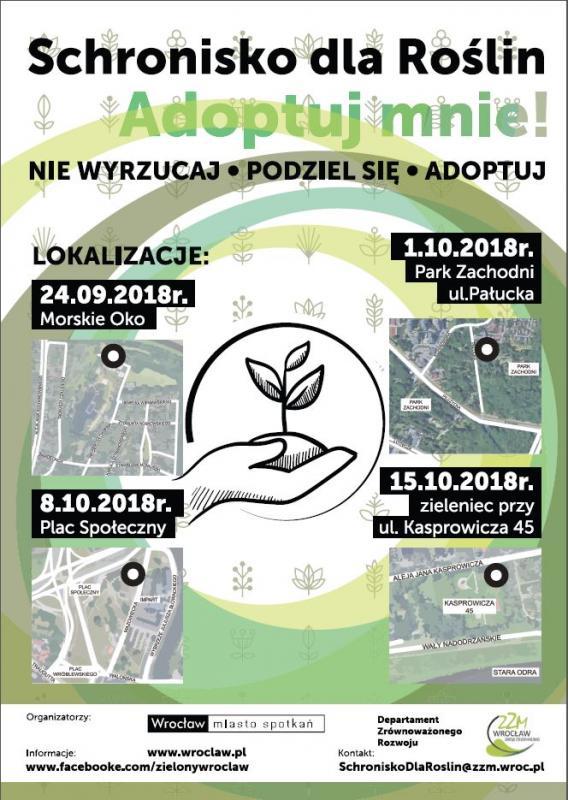 Ostatnie wtym roku  spotkanie wramach akcji Schronisko dla roślin