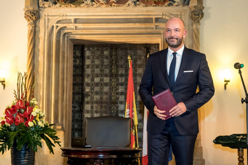 Jacek Sutryk oficjalnie prezydentem Wrocławia
