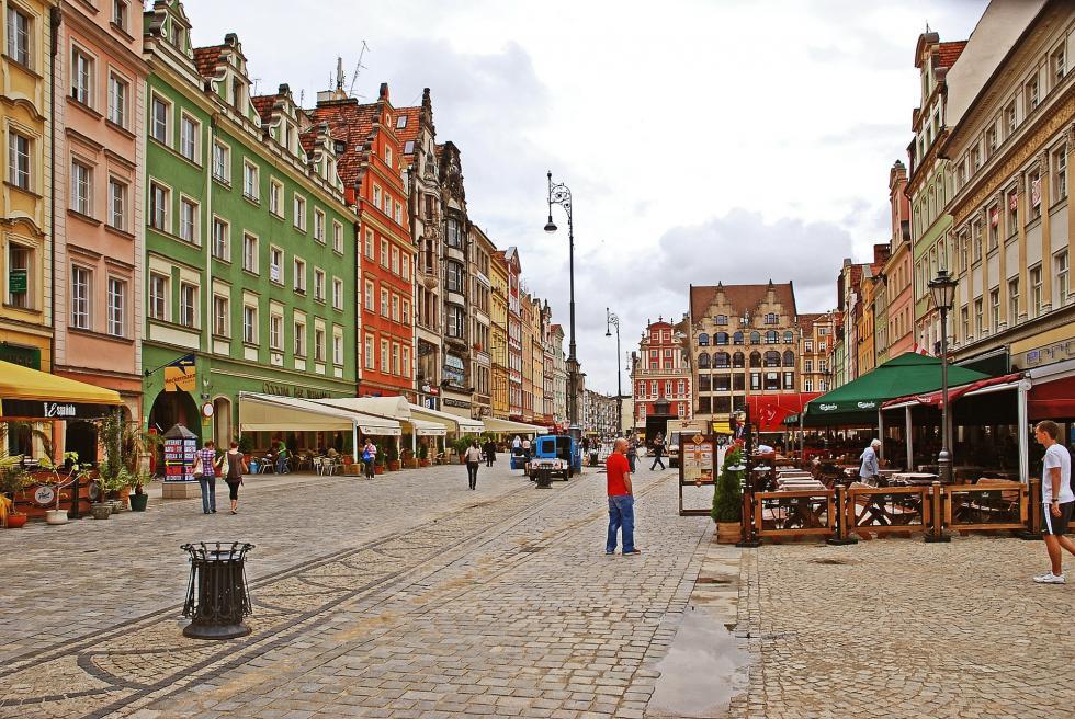 Jak znaleźć pracę weWrocławiu?