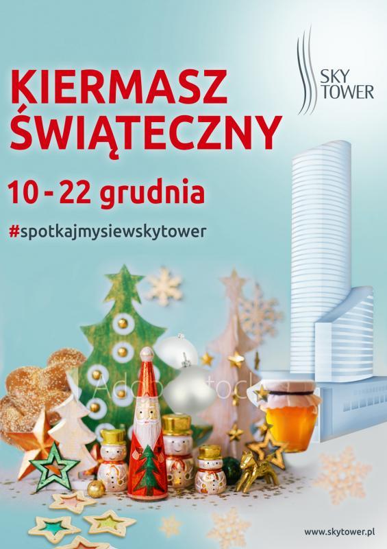 Kiermasz Świąteczny wSky Tower