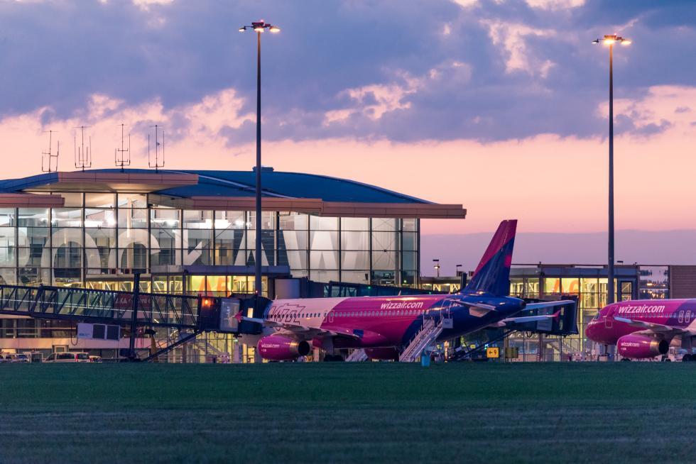 Port Lotniczy Wrocław: ponad 3,3 mln pasażerów w2018 roku
