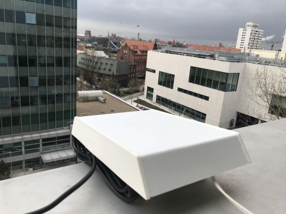 Badają jakość powietrza na kampusie Politechniki Wrocławskiej