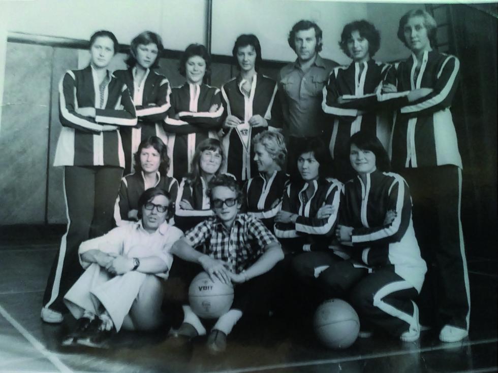 W wieku 68 lat zmarł Adam Mikiciuk, były trener sekcji koszykówki kobiet Ślęzy Wrocław