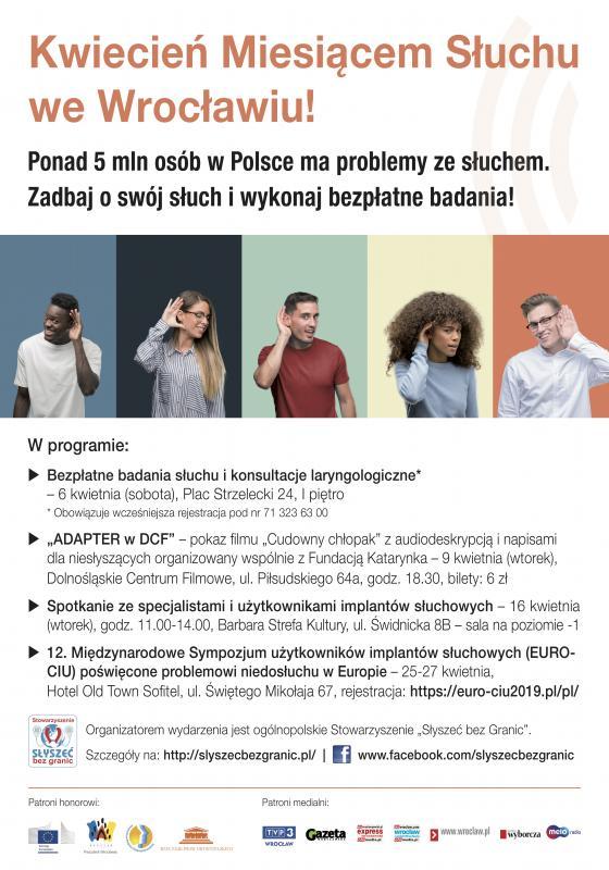 Wrocław europejską stolicą implantacji słuchu