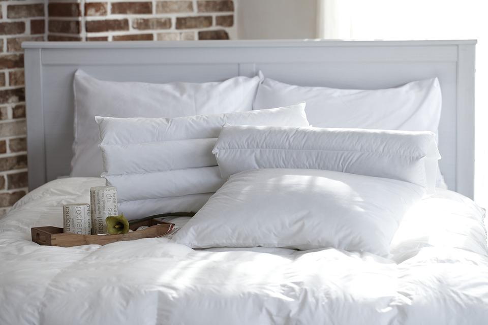 Higiena sypialni - dlaczego jest tak ważna? Sprawdź zalety pralni