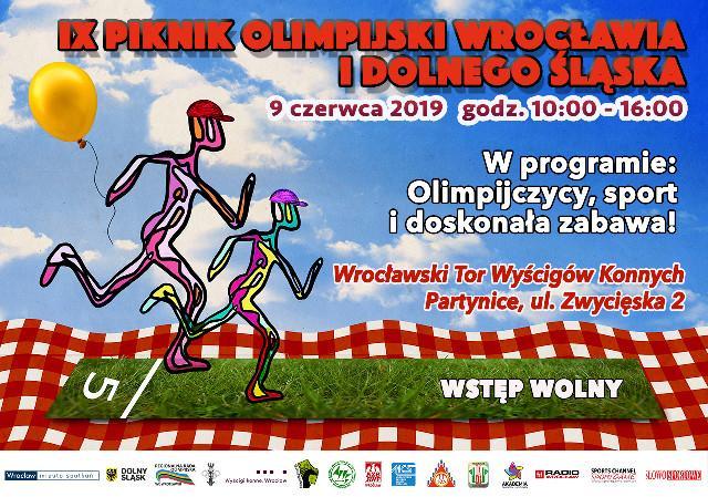 Już wniedzielę IX Piknik Olimpijski Wrocławia iDolnego Śląska zudziałem gwiazd