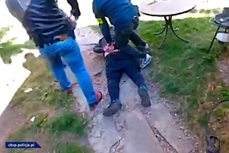 Mocne uderzenie wprzestępczość na Dolnym Śląsku