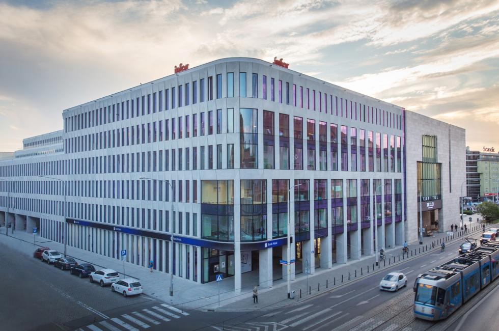 Retro Office House nagrodzony wkonkursie Piękny Wrocław