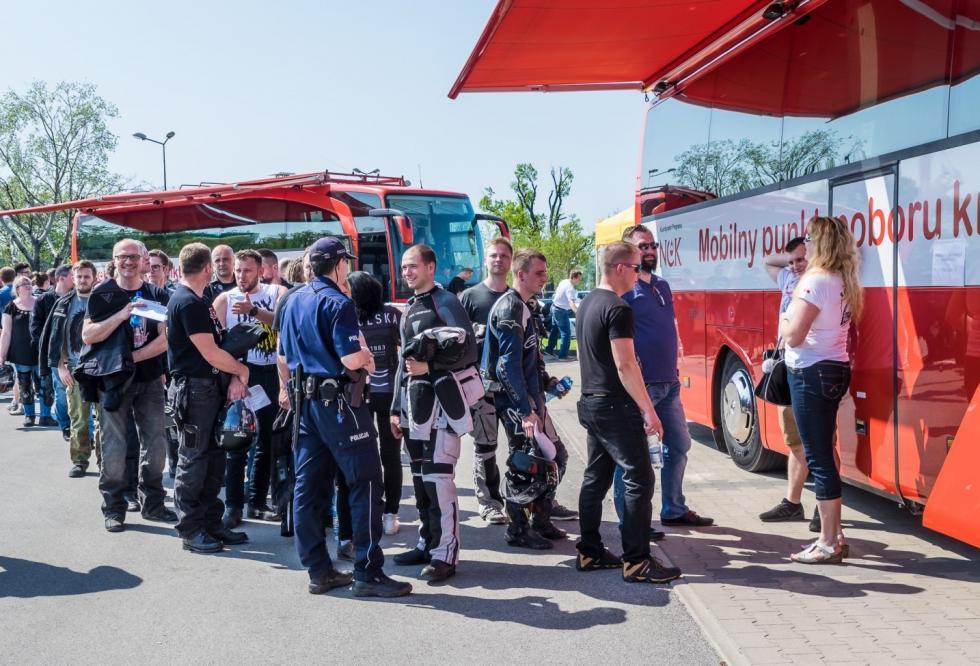 Niedobory krwi weWrocławiu. Przyjdź na ostatnią wakacyjną zbiórkę