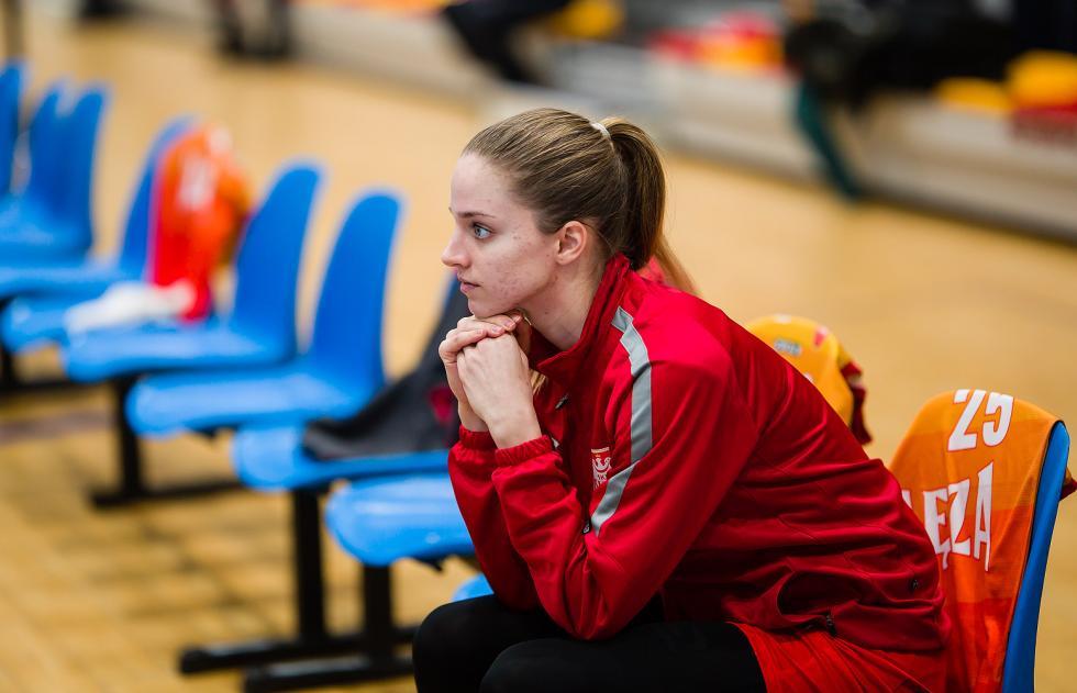 Terezia Palenikova nie zagra wŚlęzie Wrocław wsezonie 2019/2020