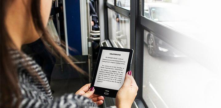 """""""Lekka"""" literatura dla każdego – czytniki e-booków wbibliotekach"""