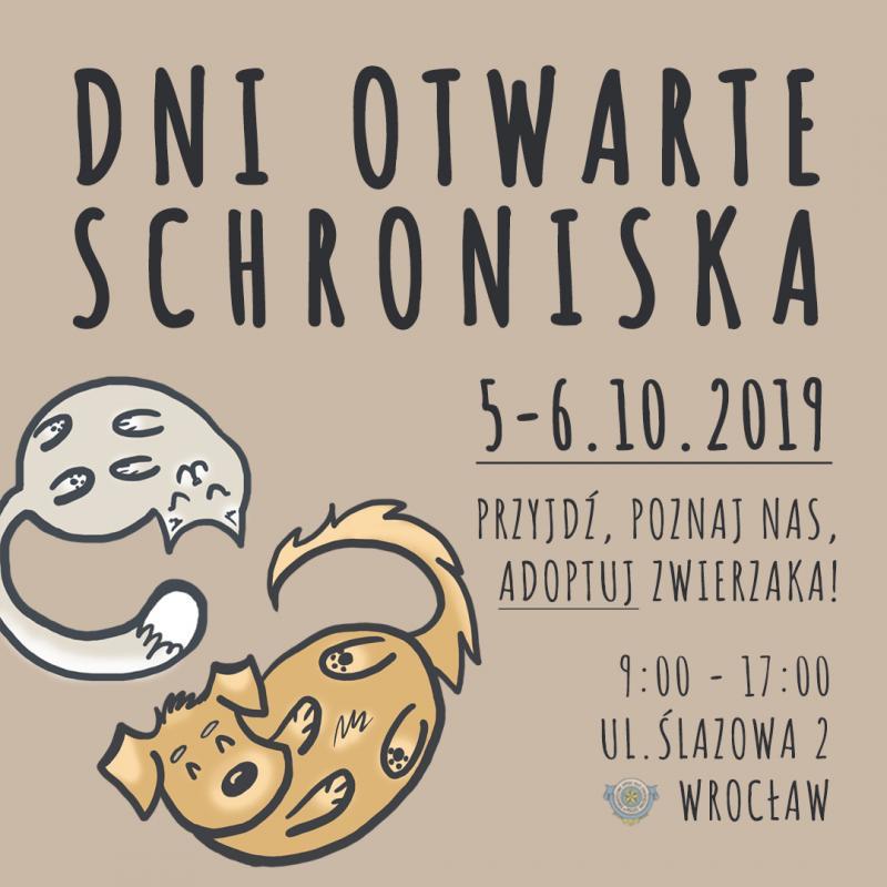 Dni Otwarte wrocławskiego Schroniska dla Bezdomnych Zwierząt