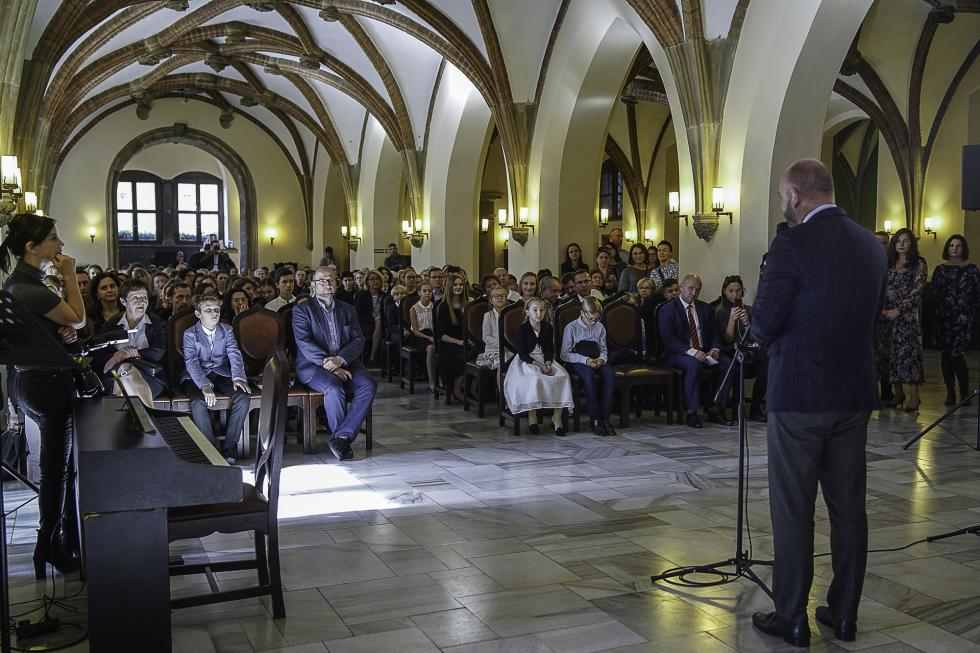 Przyznanie Stypendiów Artystycznych Prezydenta Wrocławia