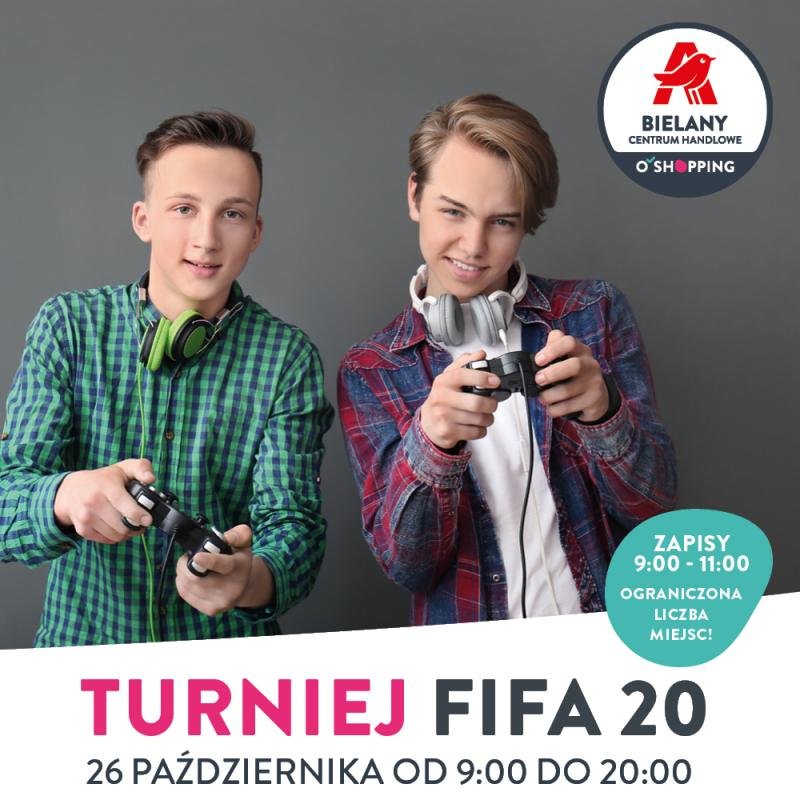 PS4 dowygrania wturnieju FIFA 20. Gościem wydarzenia LisekHD iRokcia