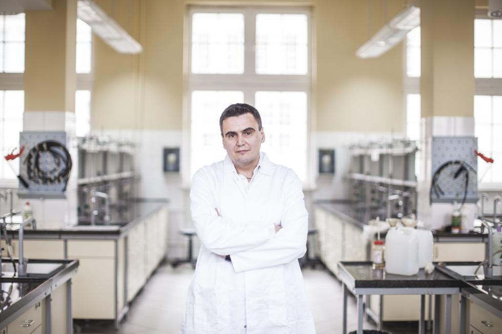 Prof. Marcin Drąg znajważniejszą nagrodą naukową wPolsce